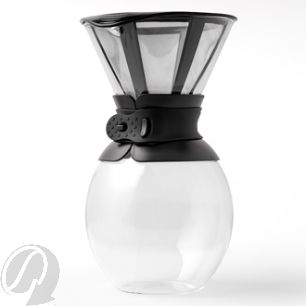 Bodum® Pour Over with Permanent Filter