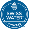 Decaffeinated - Swiss Water Process - 100% chemical free